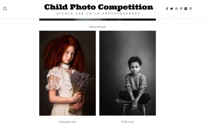 Child Photo Competition - Inspiring Monday VOL 311 – The best of the best in child photography